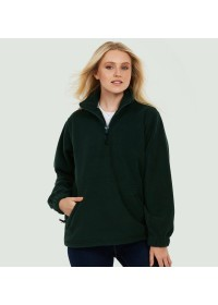 Uneek UC602 Premium 1/4 Zip Micro Fleece Jacket