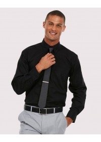 Uneek UC701 Mens Pinpoint Oxford Full Sleeve Shirt