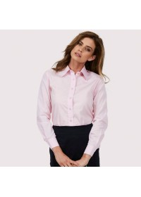 Uneek UC711 Ladies Poplin Full Sleeve Shirt