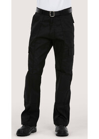 UC904 Work Trousers Black