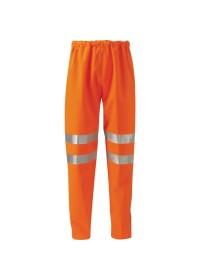 Gore Tex Orange Hi Vis Over trouser