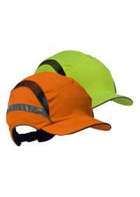 Hi Vis Bump Cap First Base HC23
