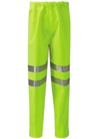Gore Tex Yellow Hi Vis Waterproof Trouser