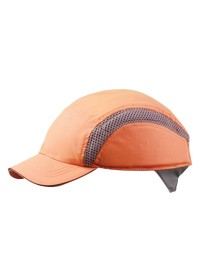 Hi Vis Bump Cap Orange CNS38