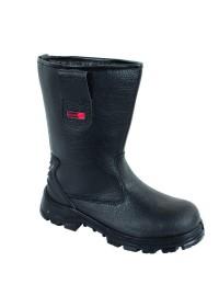 Black Rigger Boot Blackrock SF01