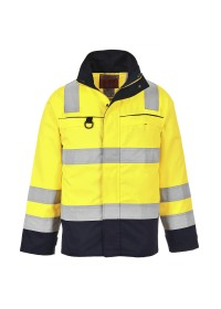 Portwest FR61 Hi-Vis Multi-Norm Jacket