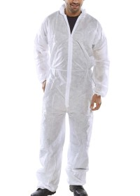 Disposable Coverall with hood PDBSH