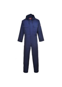 BIZ6 Bizweld Flame Retardant Coverall with hood