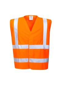 FR75 Hi Vis Flame Retardant Vest