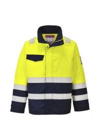MV25 Hi Vis MODAFLAME Jacket