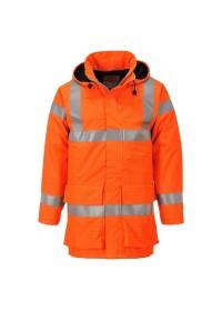 S774 Rain Hi Vis Multi Lite Jacket