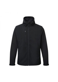 Castle Hooded Softshell Jacket Holkham 234
