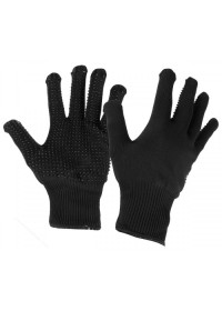 Order Pickers Glove black dotted bf2d