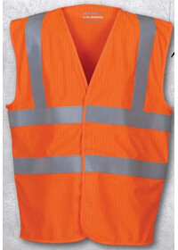 Flame Retardant Anti Static Hi Vis vest