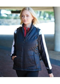 Regatta RG114 Women's Stage padded bodywarmer TRA832