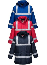 S785 Rain Anti Static Flame Retardant Jacket