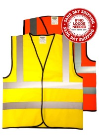 Yellow Hi Vis Safety Vest