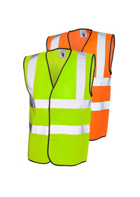 UC801 Hi Vis Safety Vest