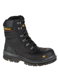Cat Safety Boot with side Zip Caterpillar 7064