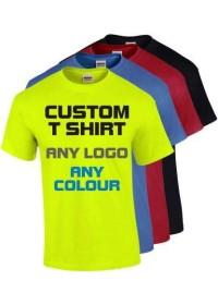 Childrens Custom Printed Logo Tee Shirt