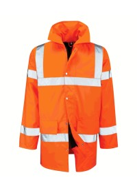 Orange Hi Vis Jacket