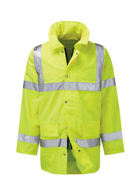 Yellow Hi Vis Jacket