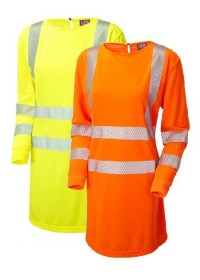 Full Length Hi Vis Dress Tunic Leo MT01
