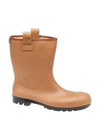 Dunlop Waterproof Thermal Fur Lined Rigger Boot LIMITED STOCK