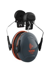 Sonis® Compact Low Profile Helmet Mounted Ear Defenders 31dB SNR AEB030-0CY-000