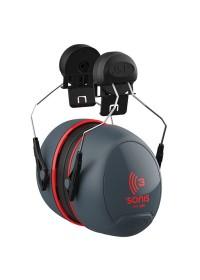 Sonis® 3 Helmet Mounted Ear Defenders 36dB SNR AEB040-0C1-A00