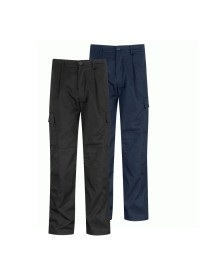 Combat Trousers With Knee Pad Pockets Orbit PC245CT