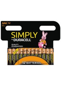 Duracell AAA 12-pack HL121