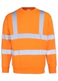 Hi Vis Sweatshirt Yoko HVJ510