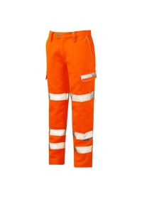 Pulsarail Orange Hi Vis Teflon Coated Combat Trouser PR336