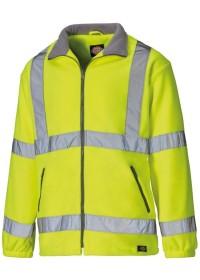 Dickies Yellow Hi Vis Fleece SA22032