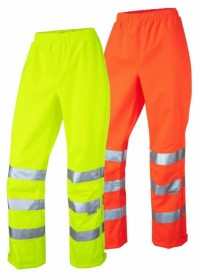 Ladies Hivis Breathable Over Trousers Leo LL02