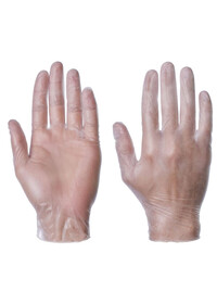 Disposable Vinyl Powder Free Gloves