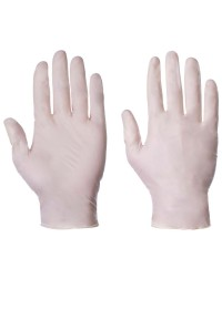 Latex Powdered Disposable  Glove 10501-4