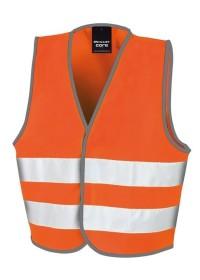 Kids Result Hi Vis Safety Vest R200J