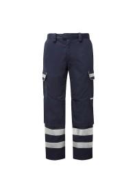Navy Hi Vis Combat Trousers Pulsar P513