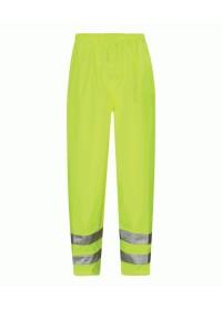 Hi Vis breathable waterproof over trousers