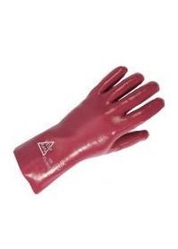 Glove PVC open cuff 27cm 303022