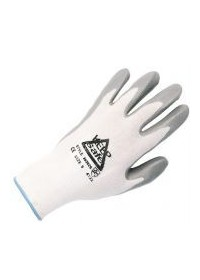 Glove nitrile coated knitted 303029