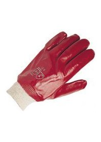 Glove PVC knitwrist PAIR 304930