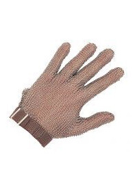 Glove Chainmail cut protection 304560