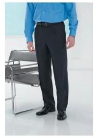 Brook Taverner BR011,Imola - Single Pleat Trousers