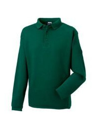 Russell  J012M, collar sweatshirt