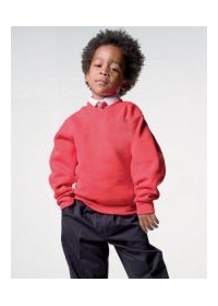 Jerzees Schoolgear J272B,Kid's v-neck sweatshirt