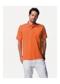 Russell J599M,Hard wearing poly/cotton polo