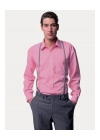 Russell J936M, 100% cotton poplin shirt